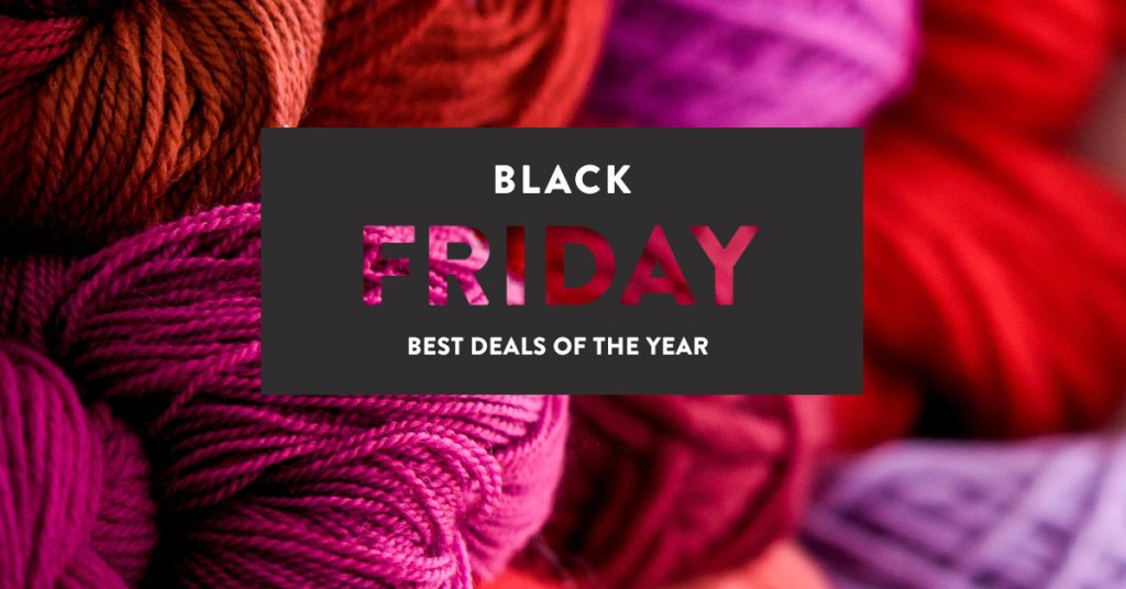 All Craftsy online classes are $17.99 or less during Black Friday weekend!