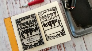 Carve a card stamp for all occasions! https://kimwerker.com/blog