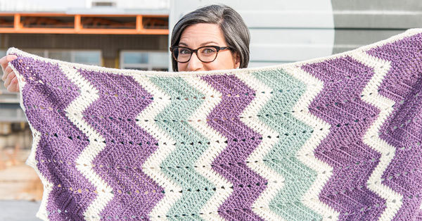 New Class! Zigzag Crochet: A Beginner's Guide to Ripples and Waves