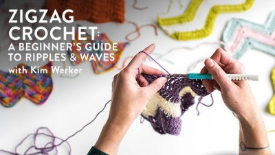 Zigzag Crochet: A Beginner's Guide to Ripples & Waves – https://shrsl.com/tc3c