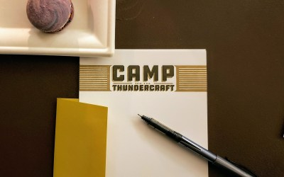 Camp Thundercraft 2018 Was an Amazing Business Retreat