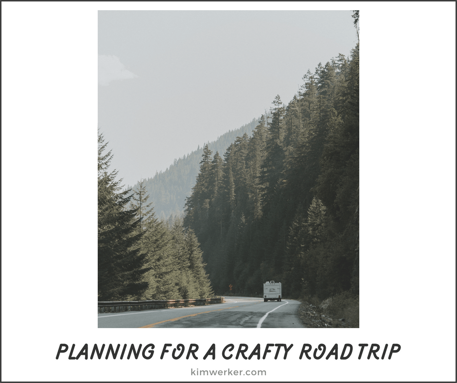 How to Pack for a Crafty Road Trip