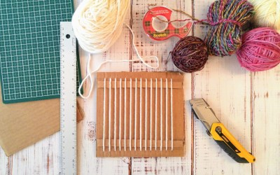 Join Us for a Month of Weaving