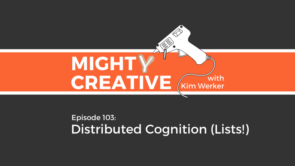 Mighty Creative Podcast episode 103 cover art