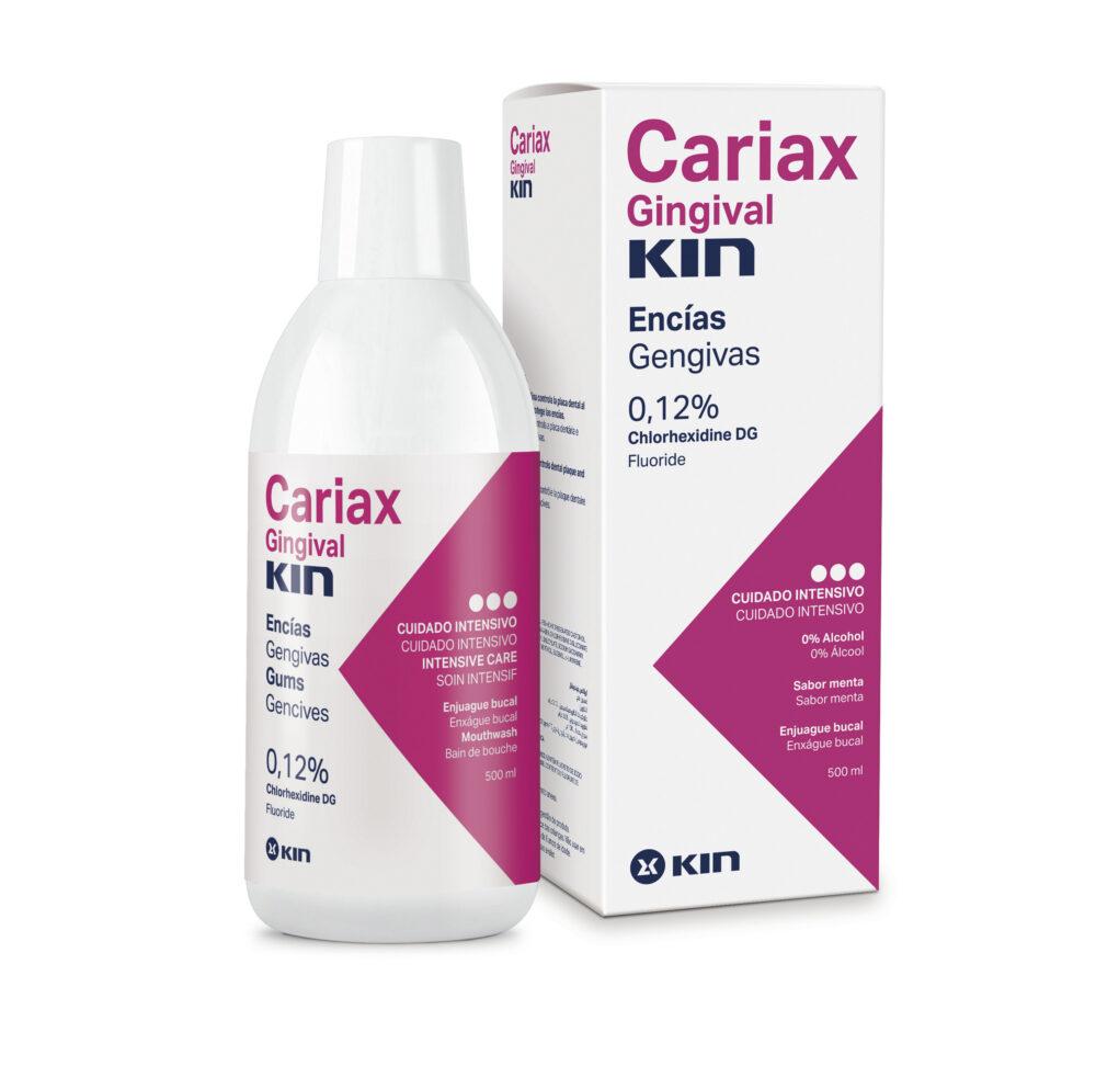 cariax gingival kin gingival bain de bouche