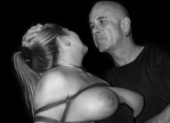 The Magic Triangle or the art of aesthetically staged devotion Kinbaku Today 2