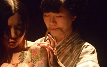 Interview: Hourai Kasumi Kinbaku Today 1
