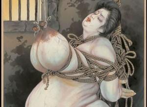 Ozuma's Secret Art Book Kinbaku Today 3
