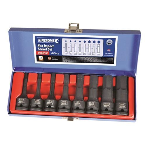 1 2 1 2 1 Drive 2 Head X Hex Socket Sockets
