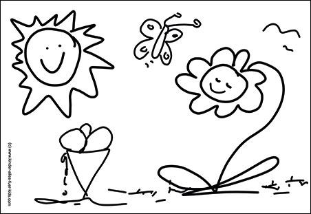 Sommergedichte Fur Kinder Schone Und Kurze Gedichte Reime