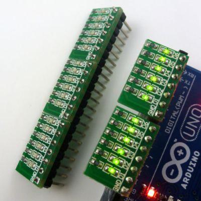 China Post – LED Breadboard für Arduino