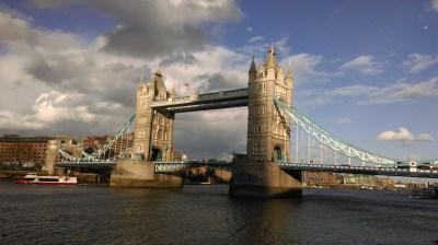 London mit Kind