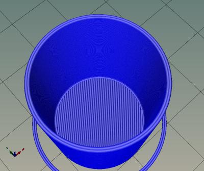 Cura 0,7mm Zylinder