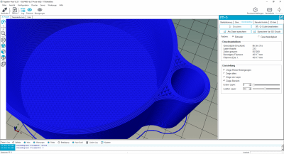 3D-Druck wasserdicht