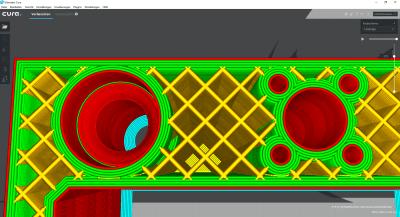 3D Druck im Slicer optimieren