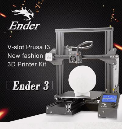 Creality Ender 3 3D Drucker