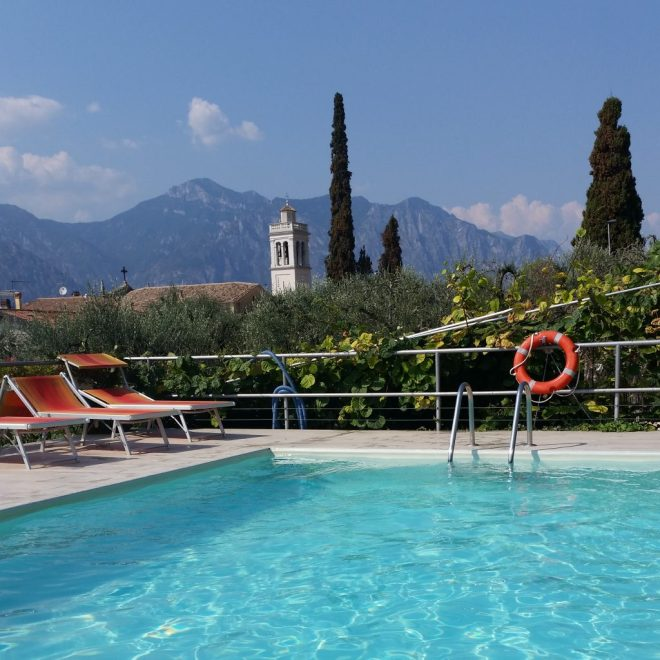 Hotel Ideal in Malcesine am Gardasee