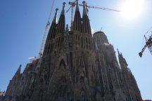 Sagrada Familia Bau