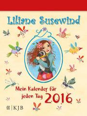 Liliane Susewind Kalender 2016