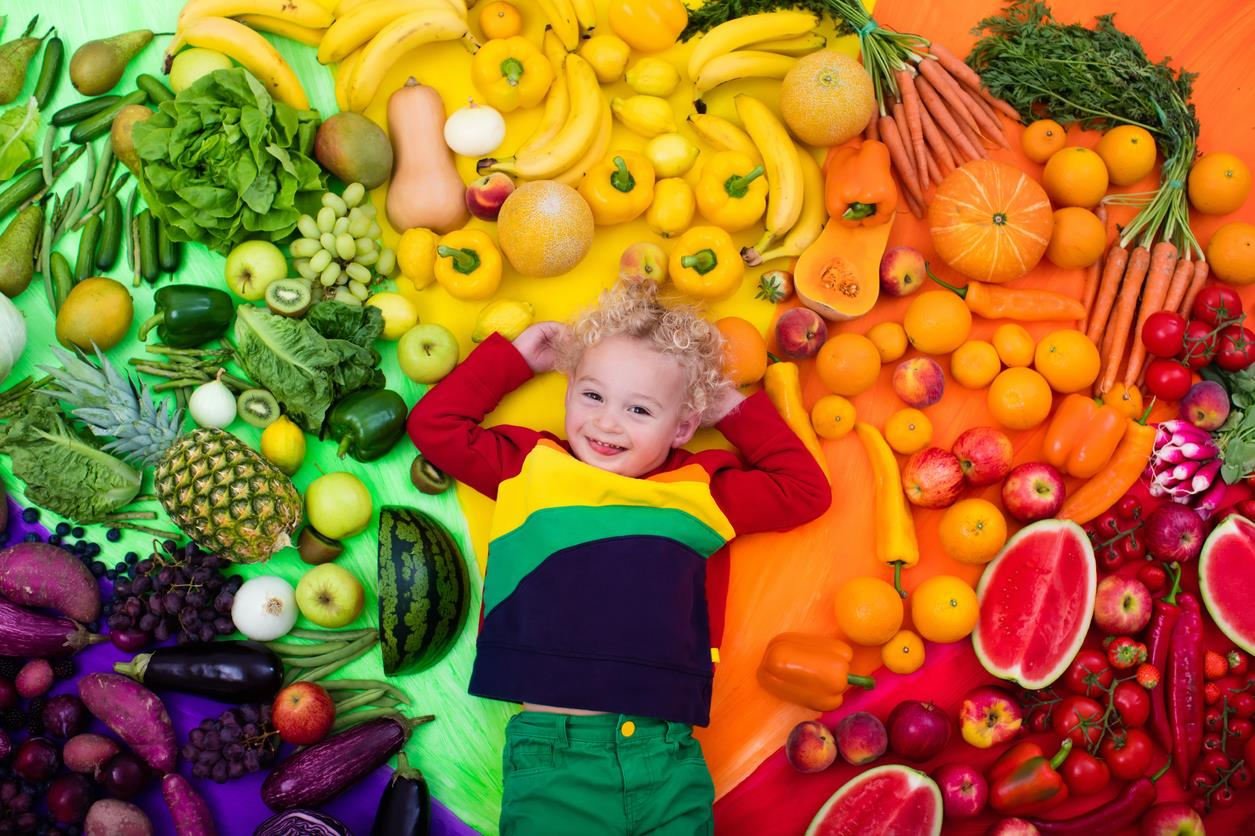 Color Me Healthy How To Eat A Rainbow