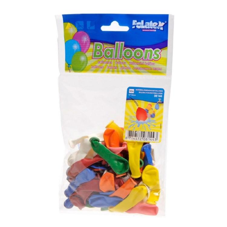 Feestartikelen Gekleurde water ballonnen