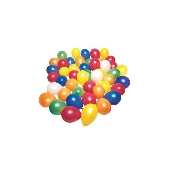 Zakje met 200 gekleurde waterballonnetjes