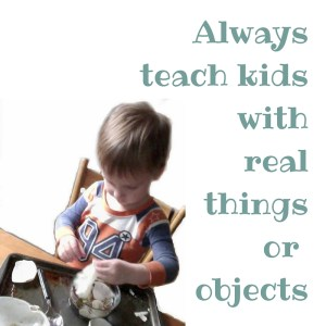 Always teach kids