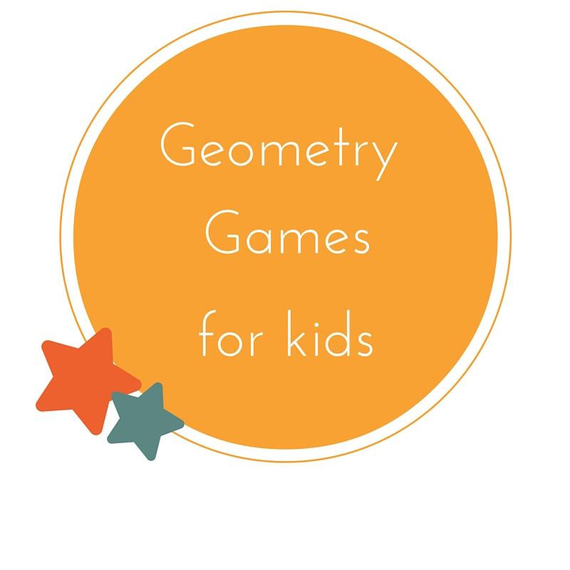 GEOMETRY GAMES FOR KIDS - Kindergarten Lessons