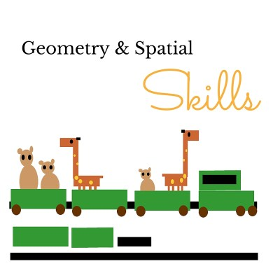 GEOMETRY & SPATIAL SENSE KINDERGARTEN ACTIVITIES