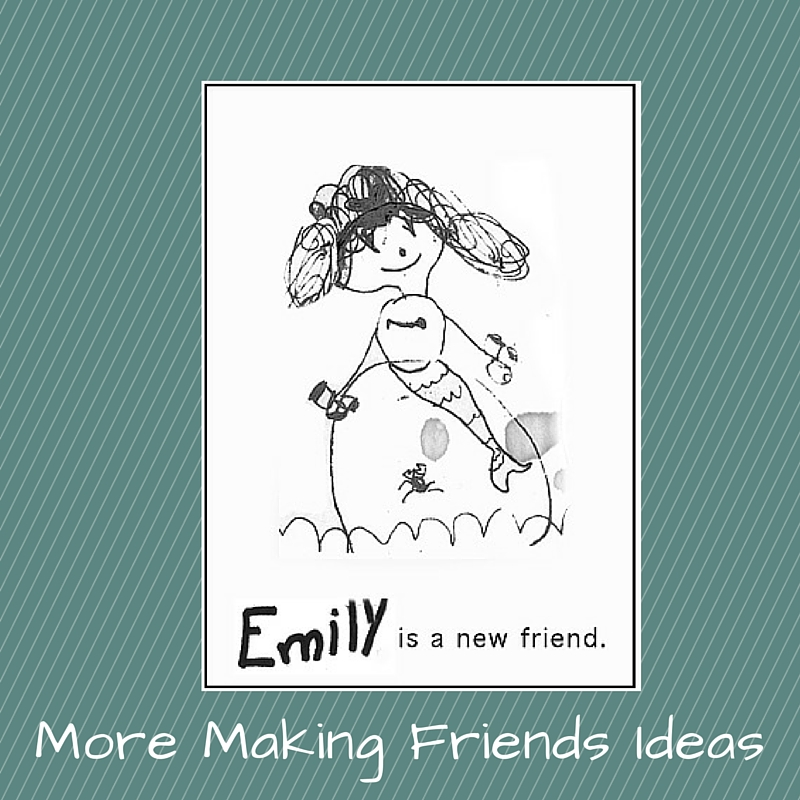 FRIENDSHIP THEME - Kindergarten Lessons