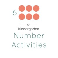 KINDERGARTEN NUMBER ACTIVITIES