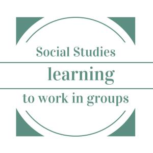 Teaching kindergarten Social Studies