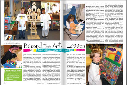 art education magazines