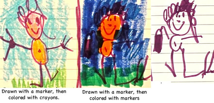 kindergarten drawing lessons