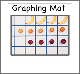 GRAPHING ACTIVITIES - Kindergarten Lessons