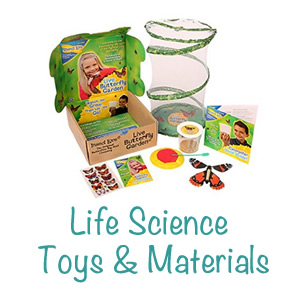 LIFE SCIENCE RESOURCES FOR KIDS