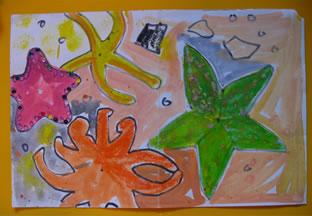 STARFISH FOR KIDS
