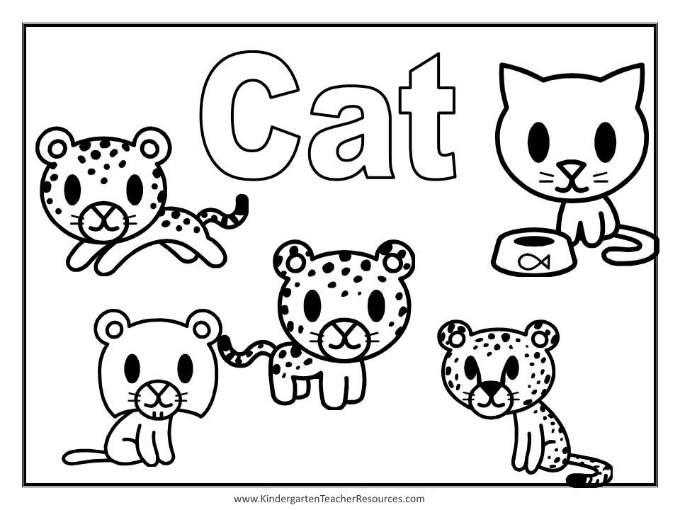 Kittens Coloring Pages Best Cute Kitten Coloring Sheets Coloring