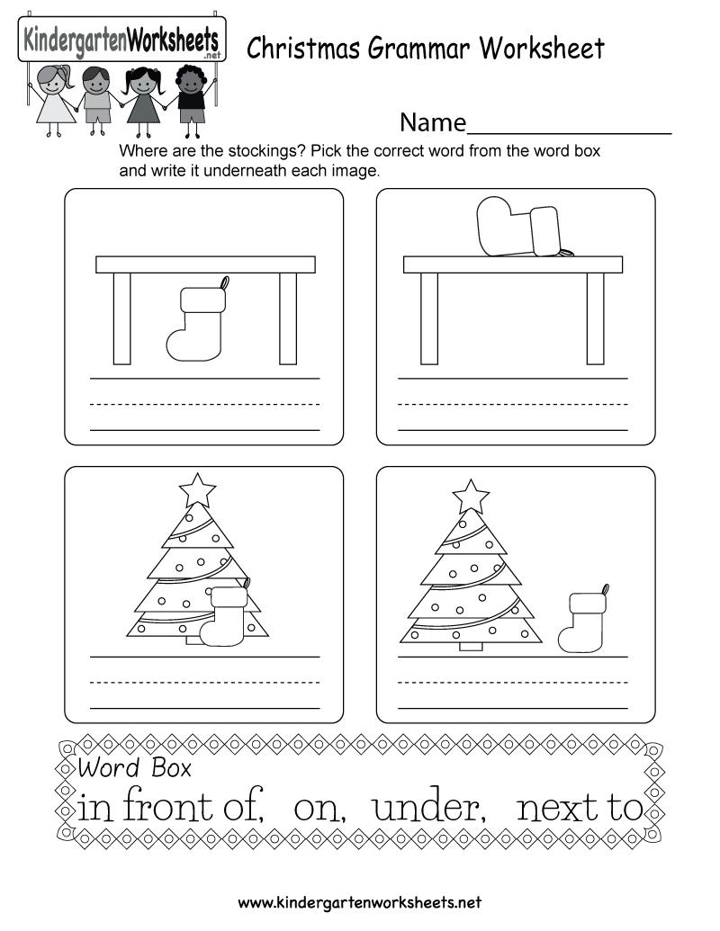Just For Fun Worksheets : Fun christmas worksheets printables free english