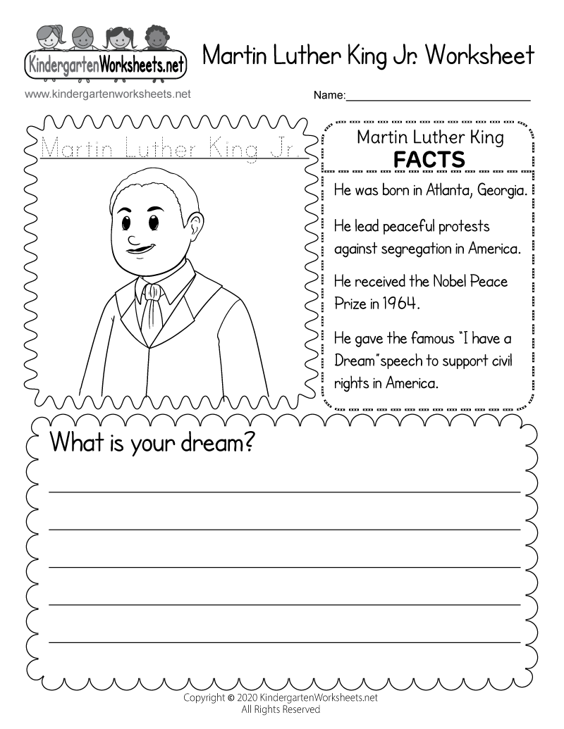 Crayola Coloring Pages Martin Luther king Jr For Colorful Activities | 1035x800