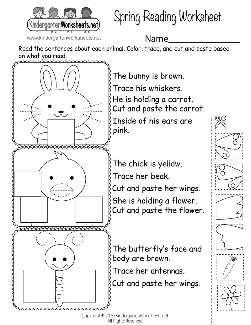 Worksheet Reading Comprehension For Kindergarten Printables handwriting templates for kindergarten free printable worksheets reading and writing together with free
