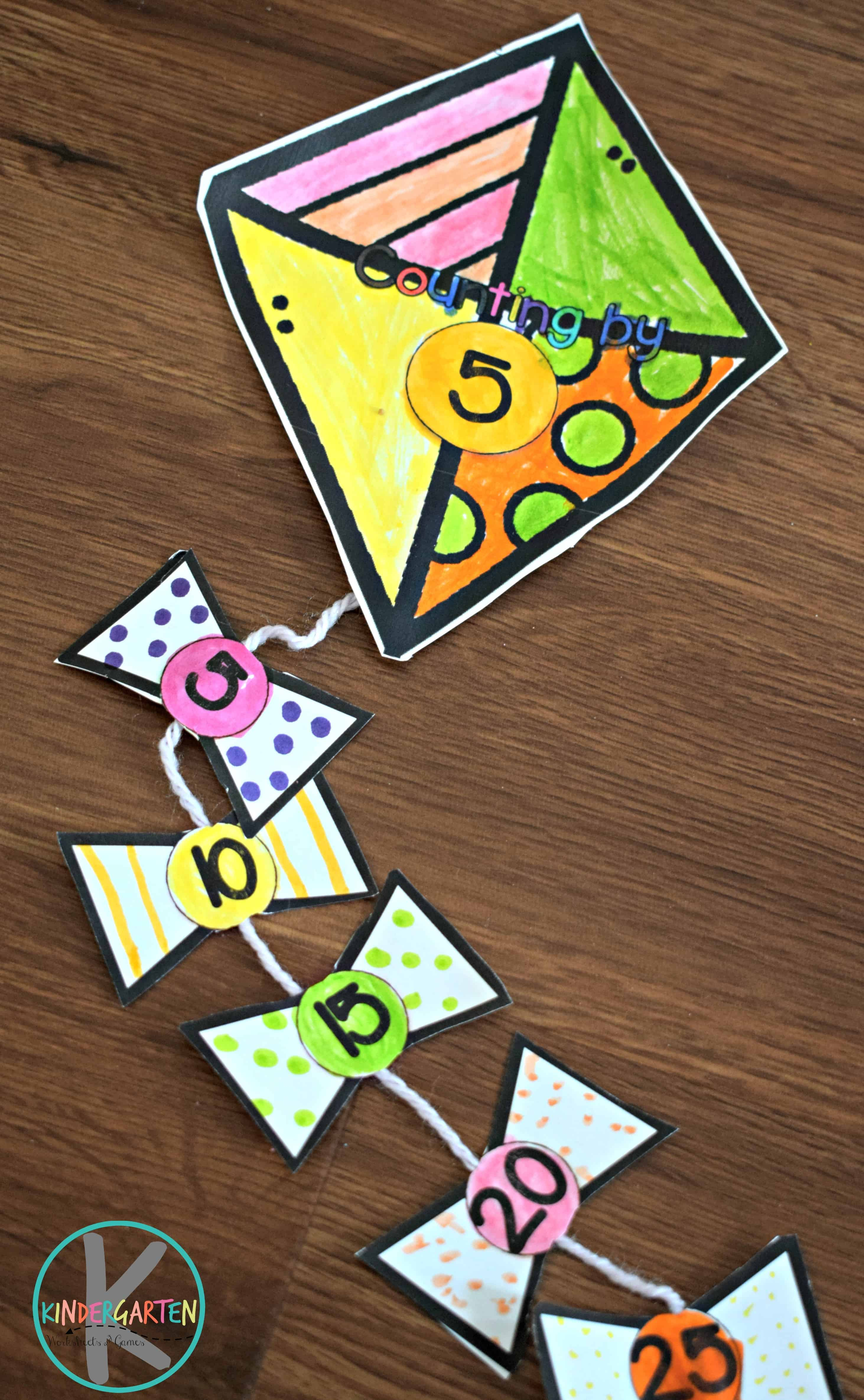 Craft For Kindergarten