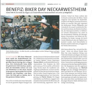 Bikerday 2014