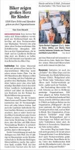Heilbronner Stimme vom 07.08.2013