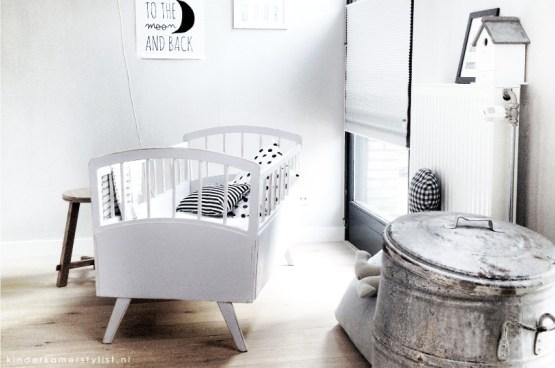 Babykamer Daphne Stijlen : 12 x stijlvol zwart wit wonen. zo doe je dat! interiorqueen