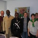 Württ. Evang. Landesverband für Kindergottesdienst Besuch aus Kamerun