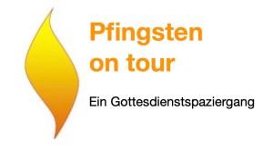 Schrift Pfingsten on tour
