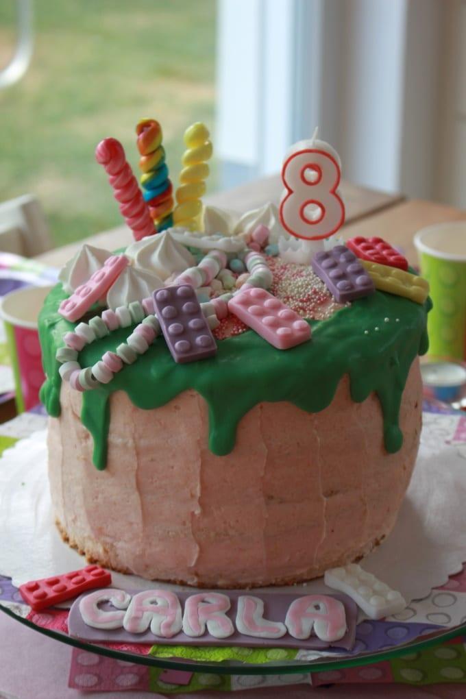 Kindergeburtstag Wir Feiern Eine Lego Friends Geburtstagsparty