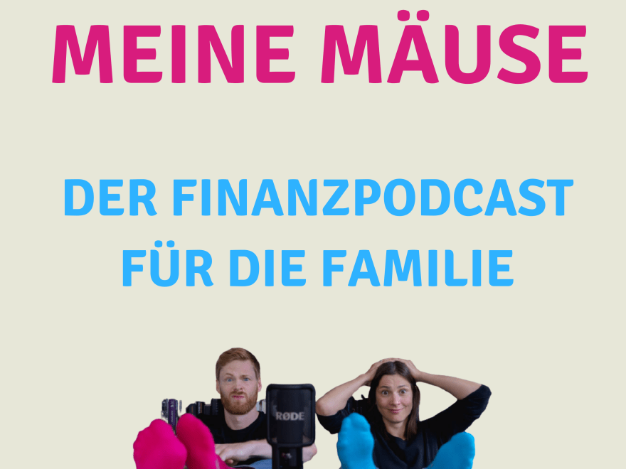 Meine Mäuse Podcast Cover