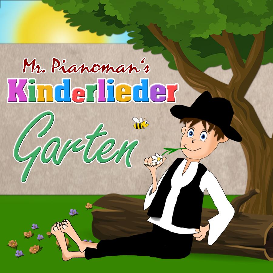 Mr. Pianoman's Kinderliedergarten